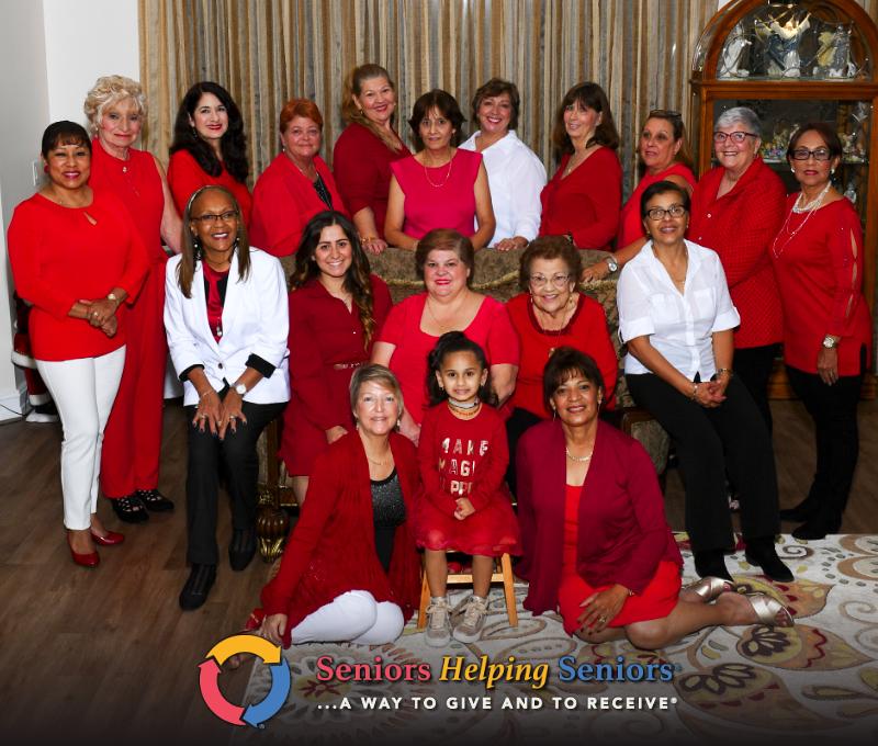 Seniors Helping Seniors Caregivers